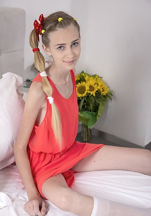 Free Girls Pigtails Porn Pictures